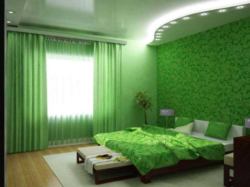 Свет в комнате дизайн