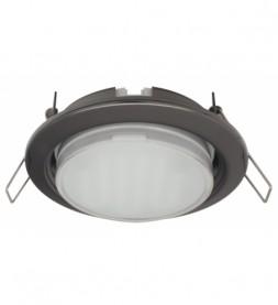 Светильник Ecola GX53 H4 (черный хром)