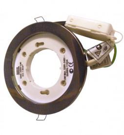 Светильник Ecola GX53 H7 (черный)