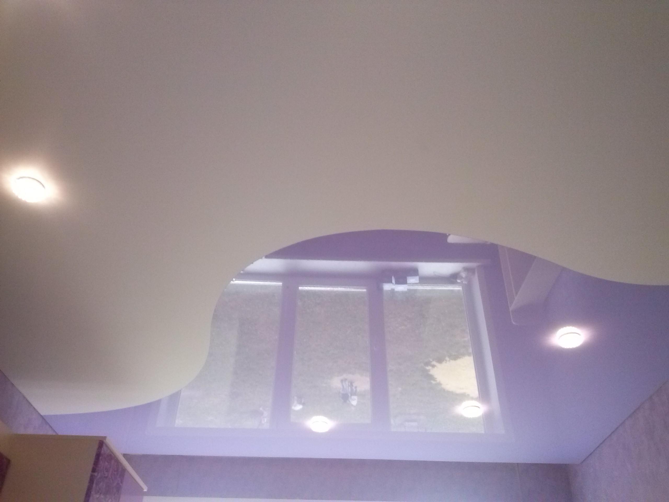 Криволинейный потолок- стильное и эксклюзивное решение вашего интерьера