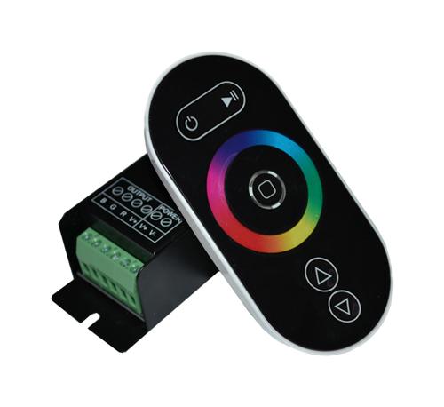 Контроллер для цветной светодиодной ленты с легкостью поможет менять ваш интерьер и настроение!