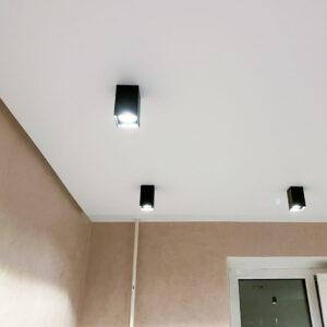 Компактные накладные светильники всё больше и больше завоёвывают сердца наших клиентов
