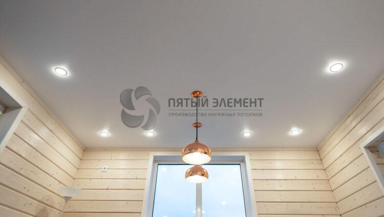 Натяжные потолки в Ленинградской области